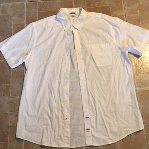 New without tags Izod Saltwater button down XL